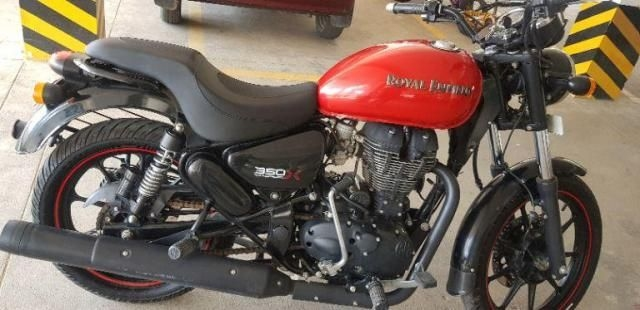 Royal Enfield Thunderbird X 350cc 2018