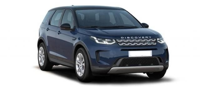 Land Rover Discovery Sport S Petrol BS6 2020