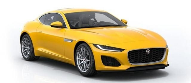 Jaguar F Type 5.0 V8 Coupe First Edition BS6 2020