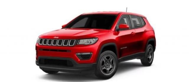 Jeep Compass Limited Plus Petrol AT BS6 2020