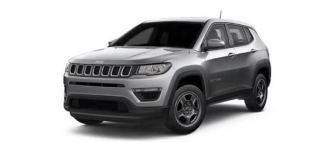 Jeep Compass Longitude Plus 1.4 Petrol AT BS6 2020