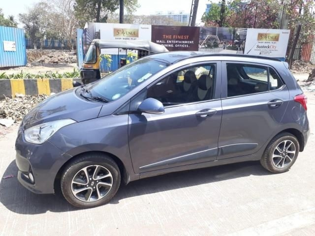 Hyundai Grand i10 Sportz (O) AT 1.2 Kappa VTVT 2017