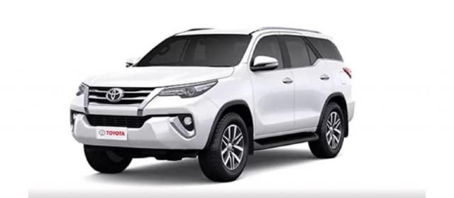 Toyota Fortuner 2.8 4x4 AT BS6 2020