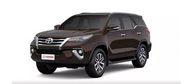 Toyota Fortuner 2.8 4x2 AT BS6 2020