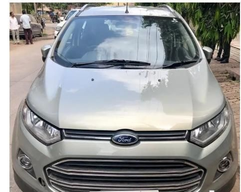 Ford EcoSport Titanium 1.5L Ti-VCT AT 2014