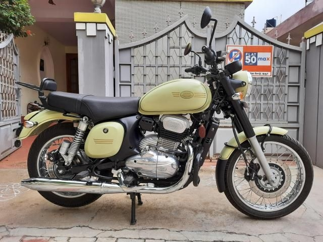 Jawa Forty Two 295CC 2019