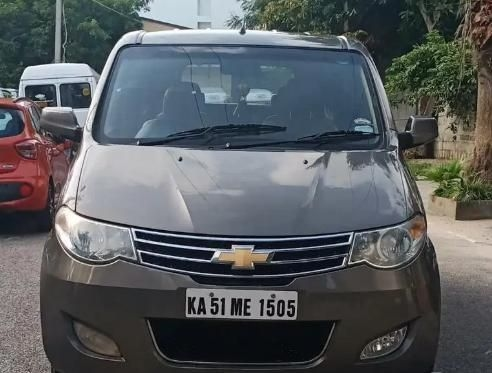 2 Used Chevrolet Enjoy In Bangalore Second Hand Enjoy Cars For