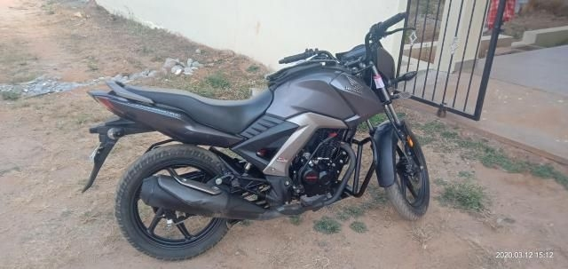Honda CB Unicorn 160 STD 2015