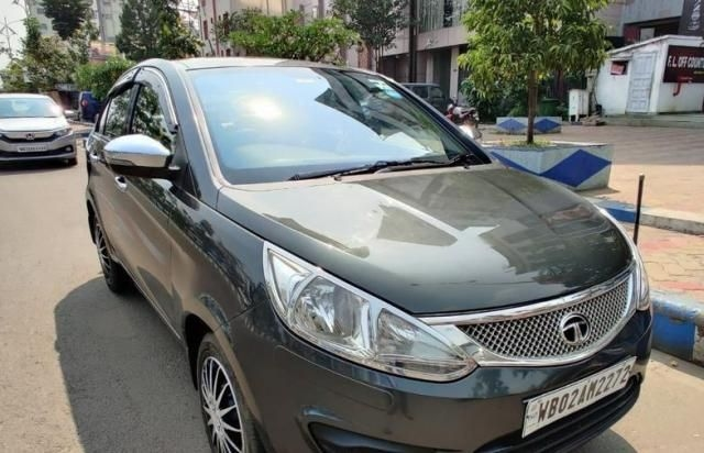 Tata Zest Quadrajet 1.3 75PS XM 2017