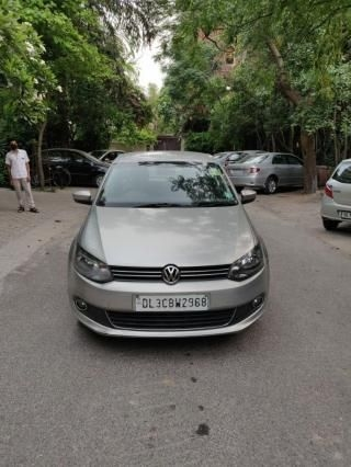 Volkswagen Vento 1.2L TSI Highline Plus AT 2014