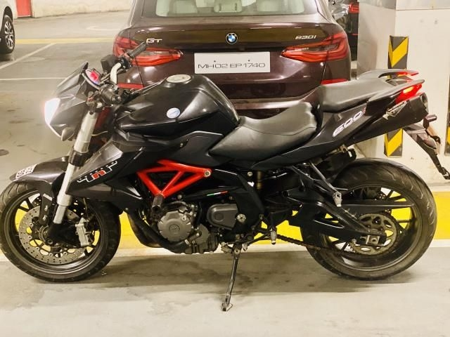 Benelli TNT 600i ABS 2018