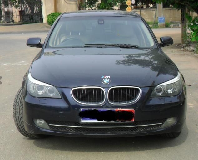 BMW 5 Series 520d Luxury Line 2009