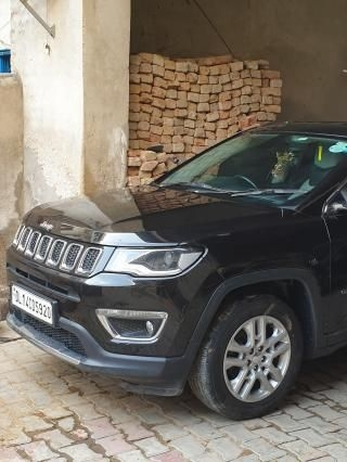 Jeep Compass 2.0L Limited Black Pack 4x2 Option Pack 2020