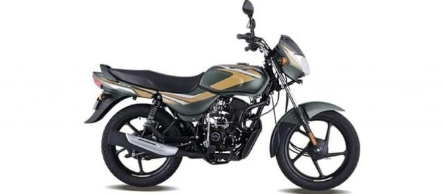 Bajaj CT 100 KS ALLOY FI BS6 2020