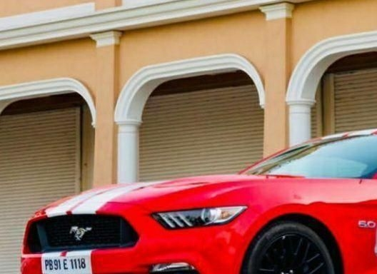 Ford Mustang GT Fastback 5.0L v8 2019