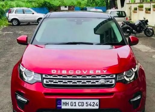 Land Rover Discovery SE 2016