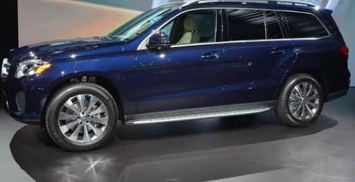 Mercedes-Benz GLS 350 d 2016