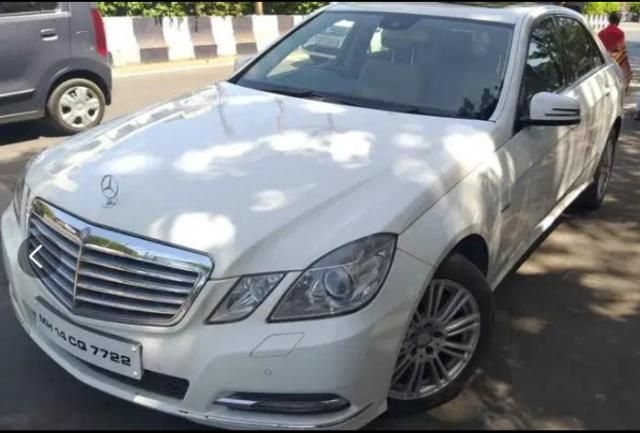 Mercedes-Benz E-Class E250 CDI BlueEfficiency 2011