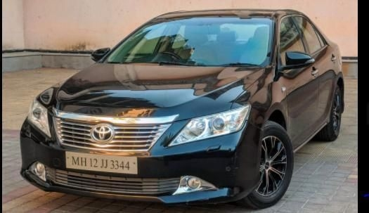 Toyota Camry 2.5 G AT 2012