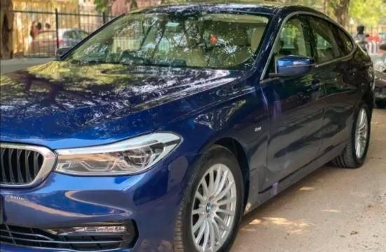 BMW 6 Series GT 630i Luxury Line 2018