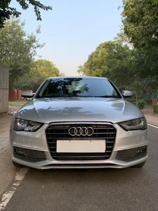 Audi A4 2.0 TDI 177 Bhp Techonology Edition 2014