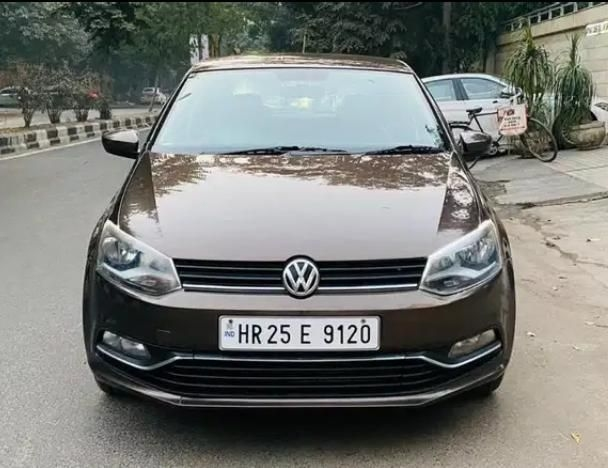 Volkswagen Polo 1.2 TDI Highline 2017