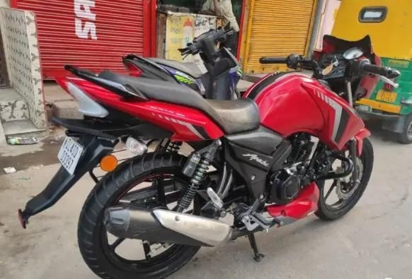 TVS Apache RTR 160 4V DRUM ABS BS6 2020