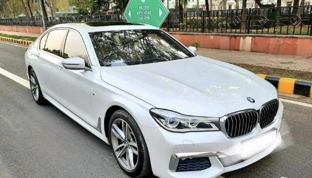 BMW 7 Series 730Ld Design Pure Excellence 2019