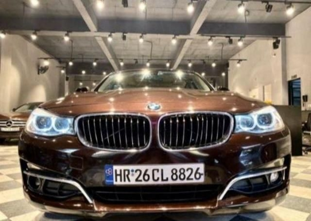 BMW 3 Series GT 320d Luxury Line 2015