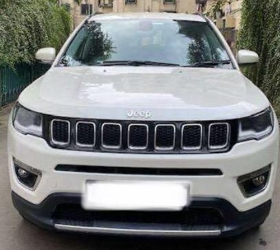 Jeep Compass Limited 1.4 Petrol AT 2019