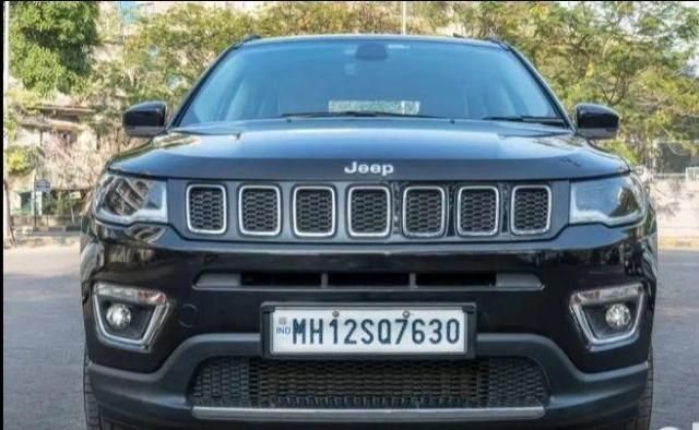 Jeep Compass 2.0L Limited Black Pack 4x4 Option Pack 2020