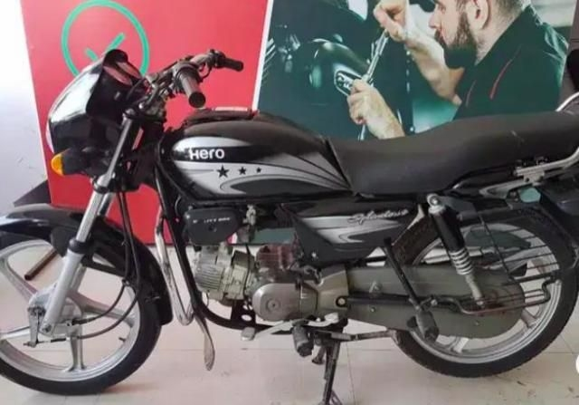 Hero Splendor Plus 100cc 2019