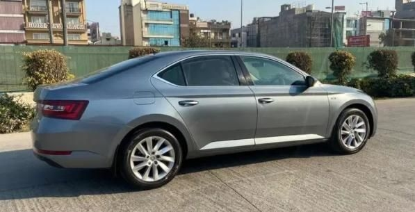 Skoda Superb L&K TSI AT 2018