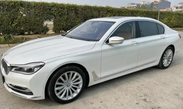 BMW 7 Series 730 Ld Signature 2017