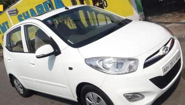 Hyundai i10 Asta 1.2 AT Kappa2 With Sunroof 2012