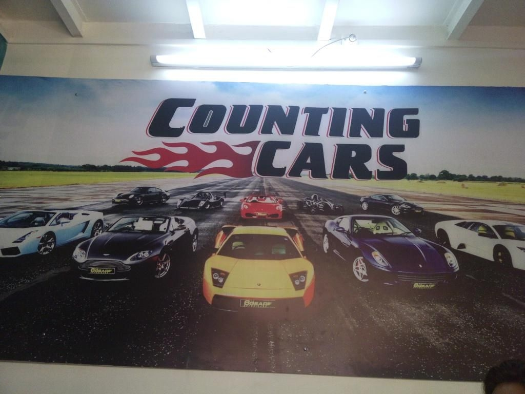 Counting Cars 1