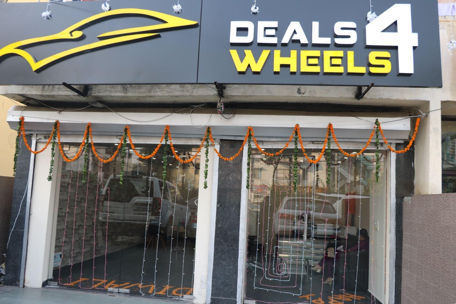 Deals 4 Wheels Private Limited